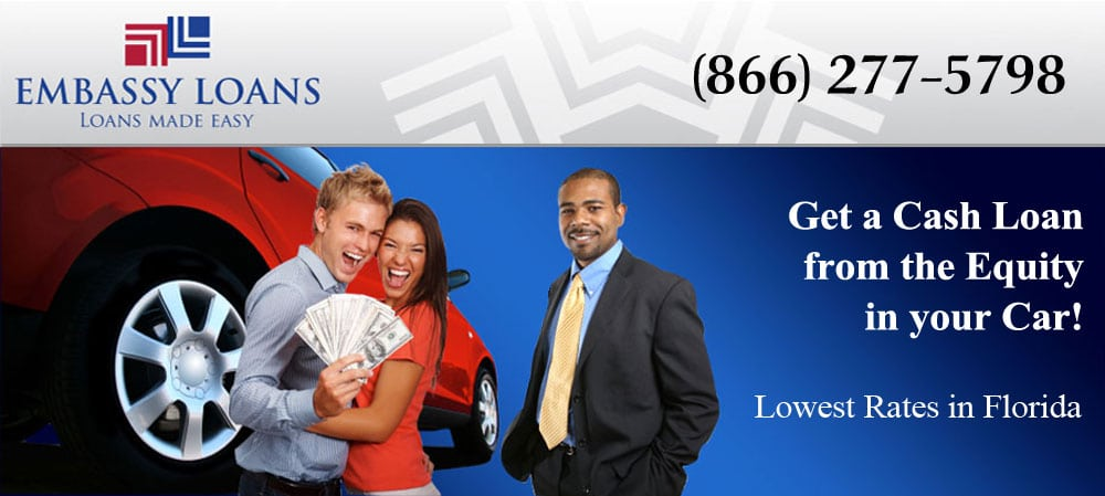 Auto Title Loans Tampa